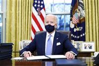 バイデン氏大統領就任 拉致被害者家族、「早期帰国へ後押し」手腕に期待