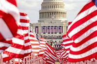 台湾の駐米代表が正式出席 大統領就任式、断交後初
