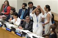 核兵器禁止条約、22日に発効 日本や米ロは不参加