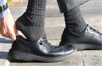 ゴム紐で脱ぎ履きも楽!「金谷製靴」のシューズ、メイドインジャパンの信頼とリーズナブルな…