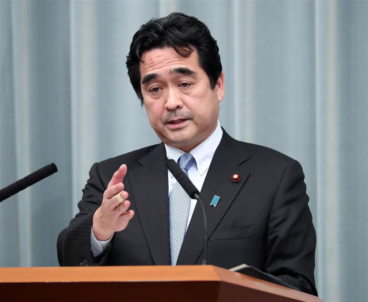 坂井副長官「河野氏と齟齬はない」 ワクチン確保方針で説明 - 産経ニュース