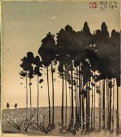 孤高の画家に新たな光を…日本のゴーギャン「田中一村展」