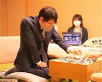 井山棋聖が連勝