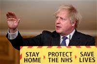 変異種 死亡率も高い可能性 ジョンソン英首相が発表