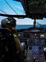 英国海軍が訓練にVRを導入したら、まるでSFのような世界が出現した