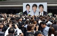 【話の肖像画】歌手・郷ひろみ(65)(24)お互い多く学んだ「新御三家」