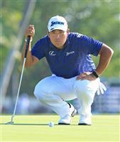 松山英樹は21位に後退 男子ゴルフ世界ランキング