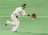 松田宣浩、ギータに「宣戦布告」 本塁打数を競いたい