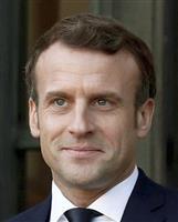 【バイデン新政権】米仏首脳が電話会談 バイデン氏、米欧関係の再活性化に意欲