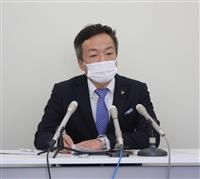 現職・前田氏が公約を発表 山口県下関市長選