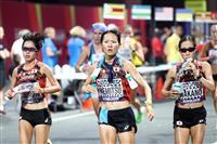 大阪国際に世界陸上代表3人が集結 次のステップへ決意