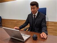 【プロ野球通信】DeNA三浦新監督 キャンプ直前インタビュー「1年目から優勝狙う」
