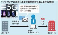 なりふり構わぬ転職先への「手土産」…5G情報流出事件、他業種でも高まる懸念
