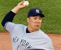 田中投手に「働きに感謝。寂しい」 ヤンキース同僚が惜別の声