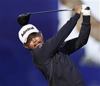 小平7打差69位、松山119位 米男子ゴルフ第1日