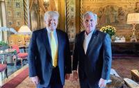 トランプ氏が下院共和党トップと会談 「復権」足がかりか