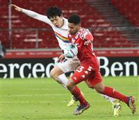 遠藤航がフル出場で4戦ぶりの勝利 サッカーのドイツ1部