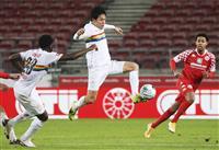 遠藤航が献身的な守備でホーム初勝利に貢献