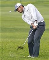 松山浮上「良かったな」 米男子ゴルフ第2日