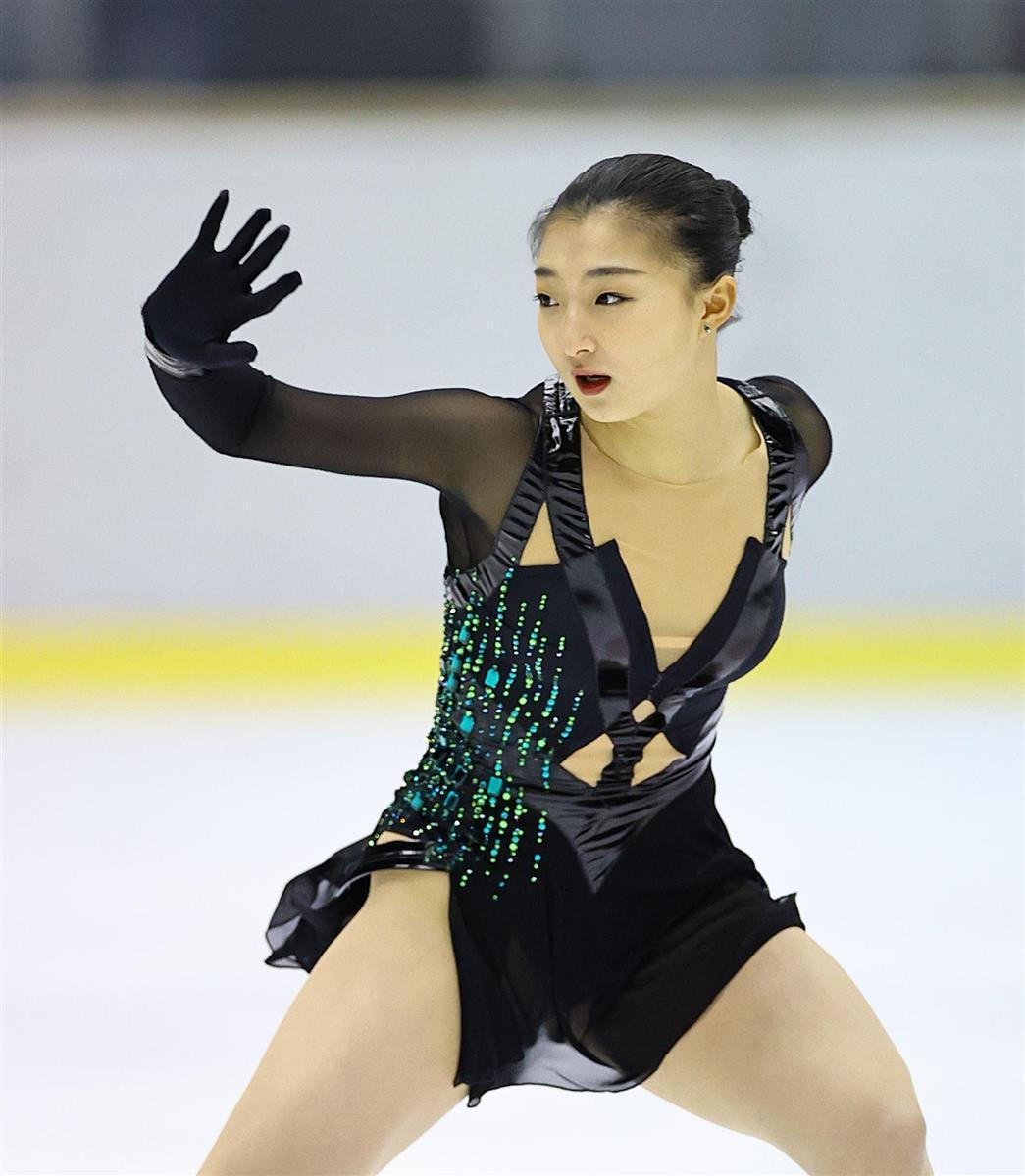 スケート 国体 フィギュア