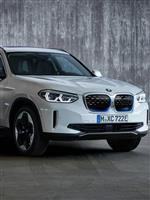 "BMWは新しいEV「iX3」で、SUV市場への""返り咲き""を狙う"
