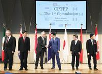 日本、「中国包囲網」TPP加盟国拡大の好機
