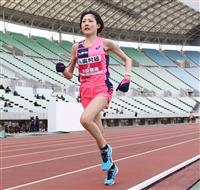 大阪国際2位の前田、粘って自己記録「良い経験」