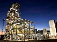 豪で水素製造開始 電源開発、石炭から