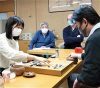 上野愛咲美扇興杯、囲碁本戦で対男性に勝利ならず