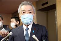 銀座クラブ訪問の松本純氏、虚偽説明を謝罪「1人で訪問、事実と違った」