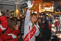 金髪に特攻服「スーパークレイジー君」 異色の市議誕生 埼玉・戸田