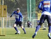 【サッカー通信】横浜FCのカズなお健在 54歳で迎えるシーズンへ「思いをすべて込める」