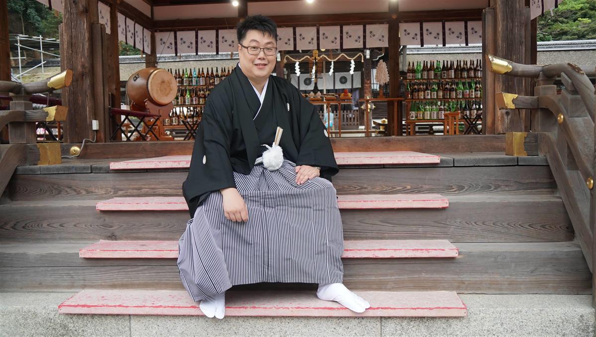 香港の飲食業界に安曇野の酒PR 酒サムライがオンラインツアー