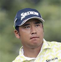 松山「良い感覚ない」 ショット修正できず 米男子ゴルフ