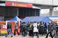 中国、NHKニュース中断 武漢「情報統制」報道