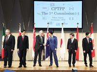 英TPP加盟申請 アジア太平洋地域の対中強硬策で存在感狙う