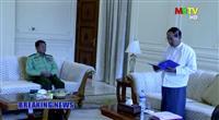 拘束されたスー・チー氏「独裁国家への逆行」 国軍、全権掌握を宣言