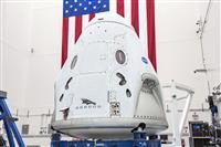 米スペースX、年内にも民間4人宇宙飛行へ 地球を数日周回