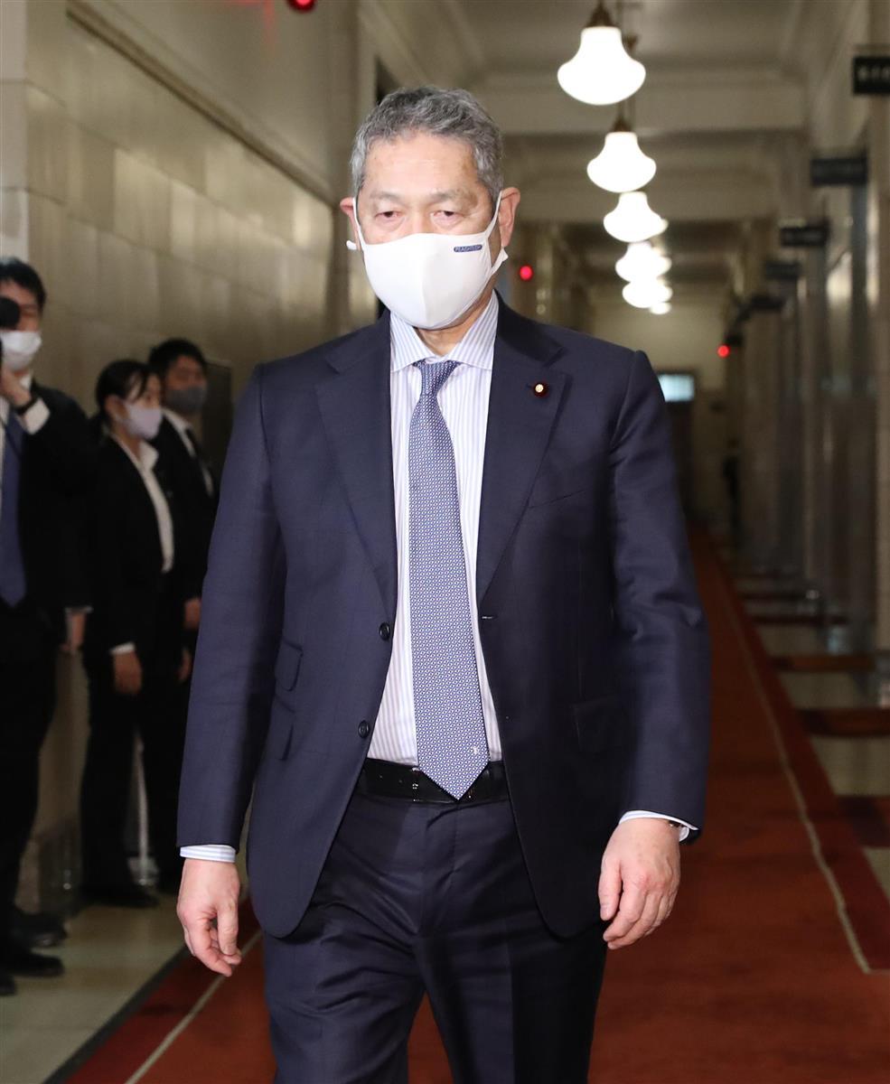 自民党・佐藤勉総務会長