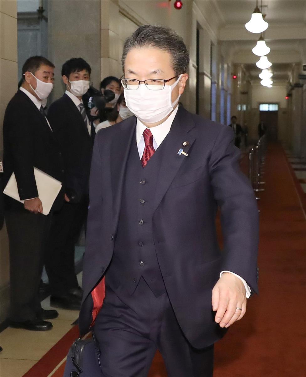 自民党・世耕弘成参院幹事長