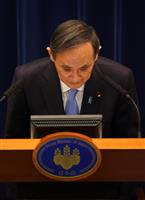 【菅首相記者会見詳報】(1)自民3議員の深夜会合「素直におわび申し上げる」