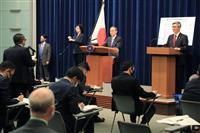 【菅首相記者会見詳報】(5)特措法改正案「速やかに施行し、より実効的な対策講じることが…