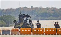 ミャンマー国軍、閣僚11人任命 数百人拘束、スー・チー氏は自宅軟禁