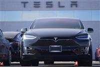 米テスラ、電気自動車リコール 過去最大規模、画面不具合