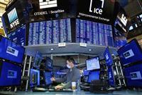 NY株続伸、475ドル高 経済対策実現を楽観視