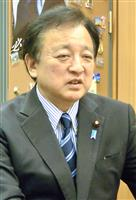 立民、参院広島補選に擁立 渡辺幹事長代行「クリーンな候補者を」