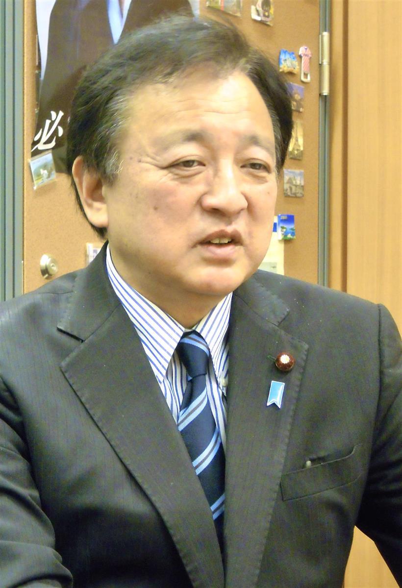 立憲民主党の渡辺周氏