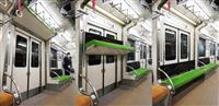 座席が上昇する京阪電鉄の名車5000系が6月引退