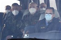 独軍医、ポルトガルでコロナ治療 欧州の連帯示す