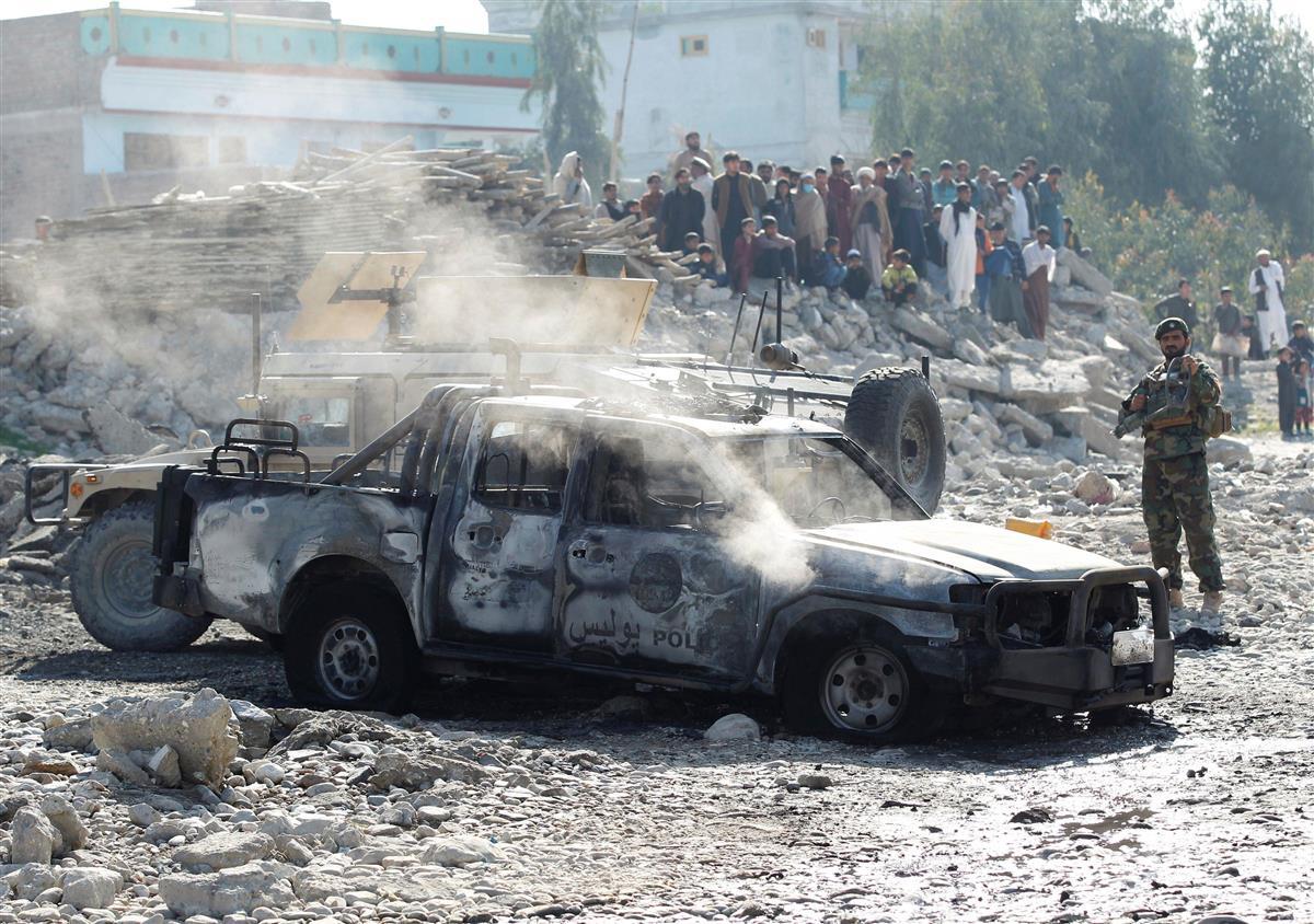 アフガン駐留米軍撤収見直しを 米超党派提言、延期に傾斜か - 産経ニュース
